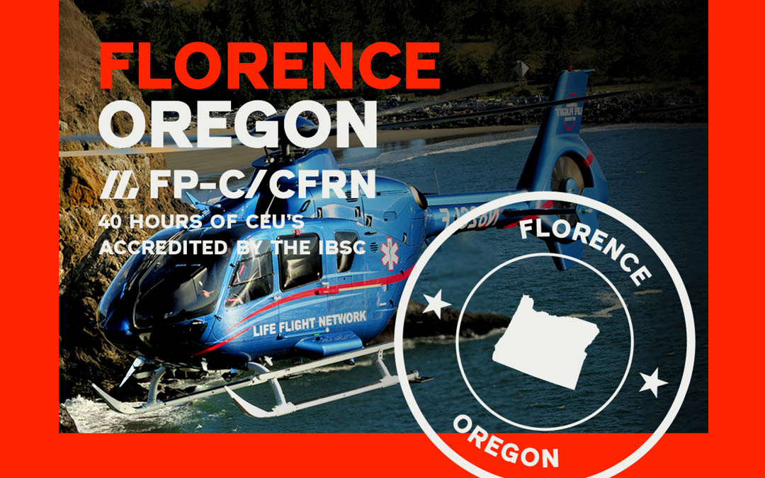 Flight Paramedicflight Nurse Certification Course Western Lane